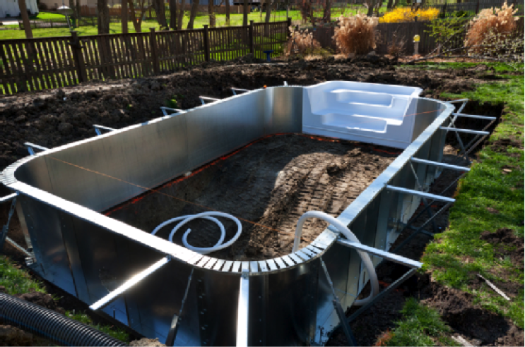 important decisions to make before breaking ground for your texas backyard pool