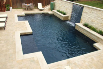 When You Decide To Add A Pool To Your Backyard There Are A Variety Of Pool  Shapes And Designs To Choose From. Your Pool Installer Can Evaluate Your  Yard And ...