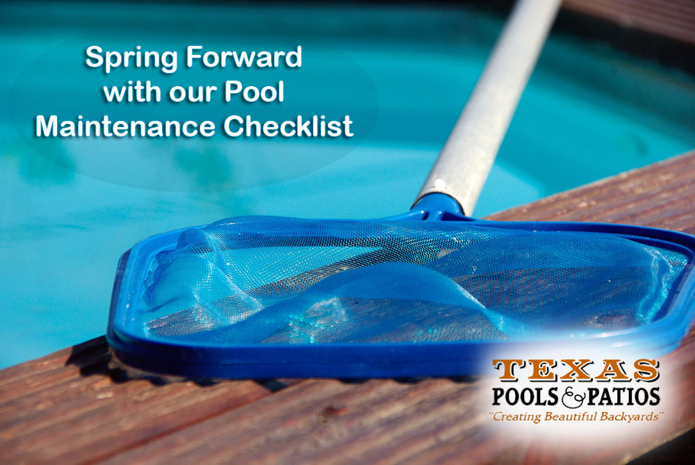 Swimming Pool Cleaning Checklist : Austin swimming pool maintenance checklist