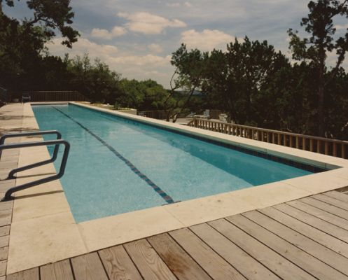 lap pool idea