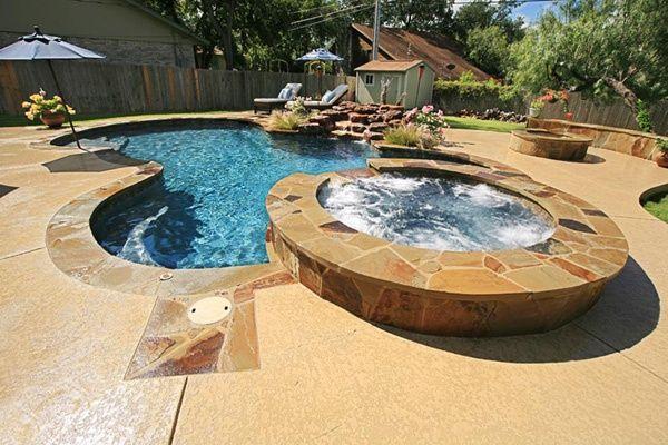 spa and pool idea
