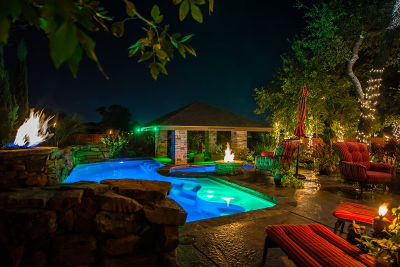 San Antonio Pool Remodel And Outdoor Living Ideas For Fall