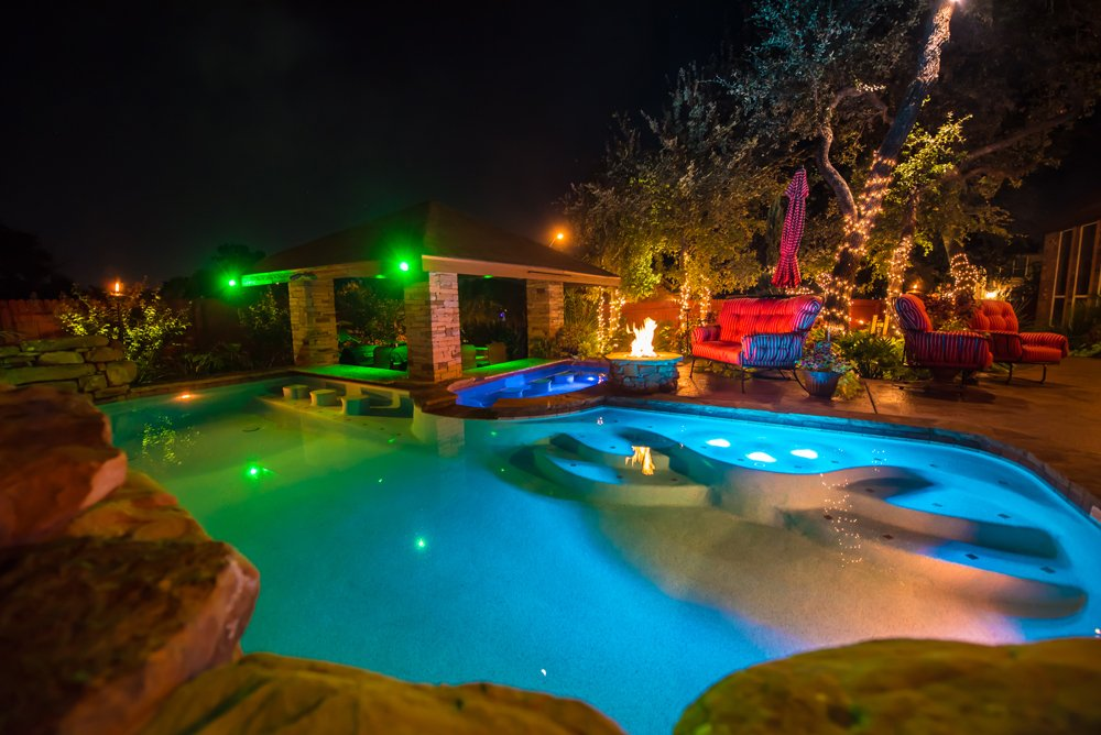 How to choose the best pool design for your new pool in austin for Pool design austin